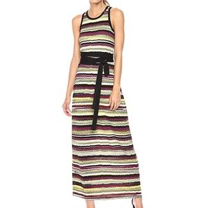 Jones New York Women's Vista Stripe PRT Maxi Dress